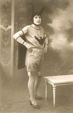vintage batgirl