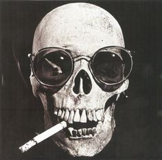 They say smoking will kill ya....I'm not so sure . What do you think ? ~ ♛