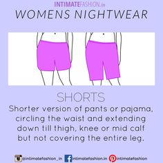 WOMEN'S NIGHTWEAR STYLES
