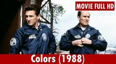 Colors Movie ** Sean Penn, Robert Duvall, Maria Conchita Alonso An experienced cop and his rookie partner patrol the streets of East Los Angeles while. Robert Duvall, Sean Penn, Mafia, Gangster Movies, Price Tickets, Dennis Hopper, Throwback Thursday, Canada Goose Jackets, Motorcycle Jacket