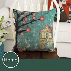 Find More Pillow Case Information about Pattern Home Fashion Linen Cushion Cover Pillow Case Home Decorative  Pillowcase Bedroom Pillowcover 45*45cm,High Quality sofa,China cushion cut ring settings Suppliers, Cheap sofa seat cushion from Winne on Aliexpress.com