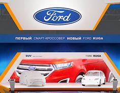 "Check out new work on my @Behance portfolio: ""Ford"" http://be.net/gallery/36642741/Ford"