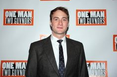 One Man, Two Guvnors Opening Night: Oliver Chris