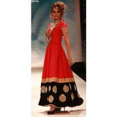 Incredible Designer Long Kameez Awesome Designer Embroidery Anarkali Kameez