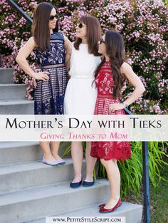 Tieks Mother's Day Gift | Best Mother's Day Gift Ideas | Say Thanks to Mom | Give Thanks to Mom | Tieks by Gavrieli Ballet Flats Review | Best flats at any age via @PStyleScript
