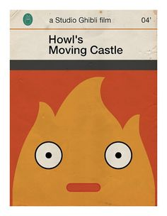 With Love from Japan, Eustacia: Random: Studio Ghibli Movies Imagined as Book Covers
