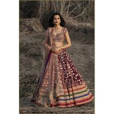Grab this heavy embroidered musted wine wedding lehenga set for just ₹ 👉To buy whatsapp us on 9054562754 👉Cod available✔ Assured Quality ✔ Lehenga Choli Online, Bridal Lehenga Choli, Lehenga Saree, Indian Bridal Wear, Indian Ethnic Wear, Pakistani Bridal, Indian Style, Indian Dresses, Indian Outfits