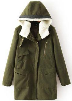 Olive Coat
