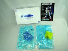 ♪電撃ホビー HG RX-78-2 ガンダムVer.G30th クリアブルー♪未_画像1