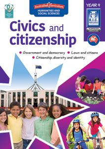 Australian Curriculum Civics and Citizenship Year 6