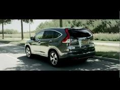 Descubre el Nuevo Honda CR-V (2013), la cuarta generación del SUV!