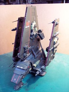 Space Marine Shuttle