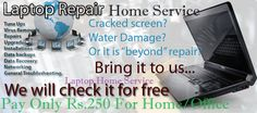 Laptop Home Service is providing fast, reliable and cheapest onsite laptop servicing in Vaishali and we have up to 50 authorized and expert technicians and all of they are friendly and never be delay for laptop service and maintenance in Vaishali.