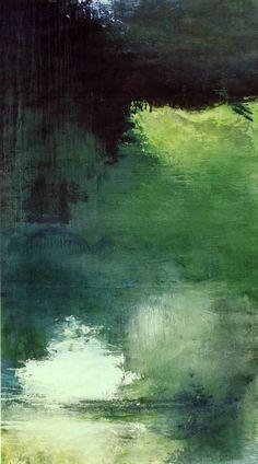 """Saatchi Art Artist Johann Nußbächer; Painting, """"canyons  1"""" #art"""