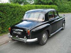 Rover P4 100 1960.