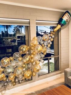 Love Gold Foil Balloons for Wedding Bridal Shower Hen Party 2019 Get amazing bridal shower party and bachlorette pary decorations in best prices! The post Love Gold Foil Balloons for Wedding Bridal Shower Hen Party 2019 appeared first on Birthday ideas. Champagne Balloons, Champagne Party, Champagne Bottles, Champagne Birthday, Glitter Wine Bottles, Deco Ballon, Diy Party Decorations, Party Crafts, 60th Birthday Party Decorations