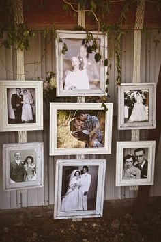 Cute And Romantic Wedding Photo Display Ideas You Should Try At Home 91 Wedding Goals, Wedding Themes, Diy Wedding, Rustic Wedding, Wedding Planning, Dream Wedding, Wedding Decorations, Wedding Day, Wedding Dress