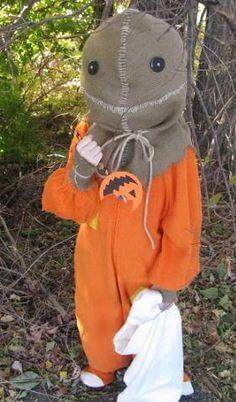 Cute/Creepy kids costume