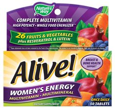 Women's multivitamin