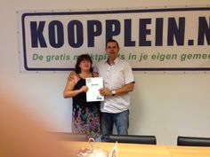 Koopplein de Friese Meren heeft het contract getekend en gaat nu ook starten!