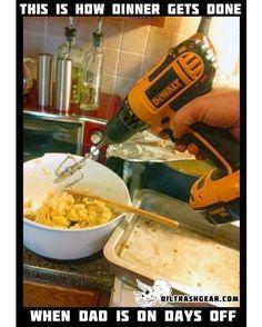 Multi-purpose tool. #RoughneckLife #OilfieldLifestyle #Roughneck #Oilfield #RoughneckLifestyle