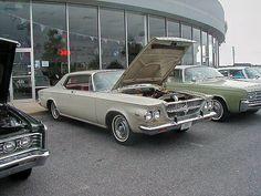 1963 Chrysler Imperial Antique Cars Chrysler Pinterest