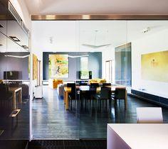 Küche Luxus Modern Goldene Fronten Schwarze Schränke | Küche | Pinterest | Küche  Luxus, Die Küche Und Schränkchen