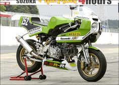Kawasaki KSR 110 Replica KR 1000 by Pleasure