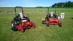 Ferris and Big Dog zero turn mowers go head to head!