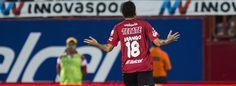 (VIDEO) - Juan Arango marco un golazo en empate de los Xolos #Xolos #Arango #FutVe #Vinotinto