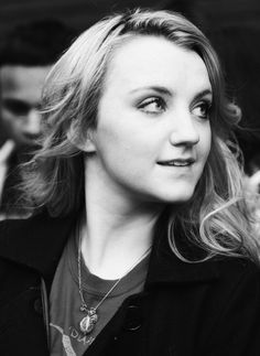 Evanna Lynch is Gorgeous and you got nothing to do about that <3