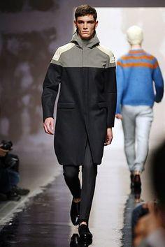 Prada Fall 2007 Menswear Fashion Show