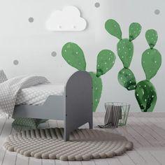 2 kaktusy, czyli spory zestaw, bo liczący 110 cm wzwyż, który ucieszy każdego małego