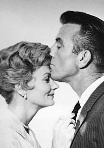 June & Ward Cleaver - Leave it to Beaver - I remember watching this and feeling so embarrassed at how much trouble Beaver would get himself into!
