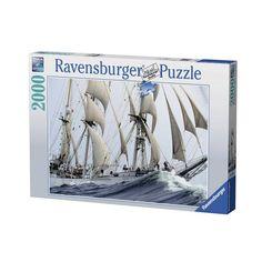 Descubre más sobre los 20 años del estreno de la película Titanic en Puzzlemanía -- Puzzle ravensburger velero 2000 piezas en Puzzlemania.net