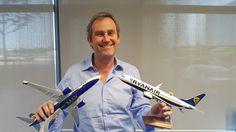 Paris Air Show 2017: Ryanair comandă încă 10 aeronave Boeing 737 MAX 200