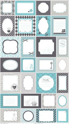 Sewing Labels by Riley Blake Design by layercakesfabric on Etsy, $9.95