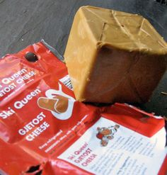 The Closest Cheese to Fudge: Gjetost — The Cheesemonger