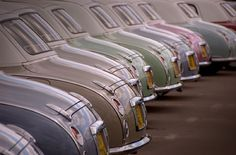 nissan figaro colours