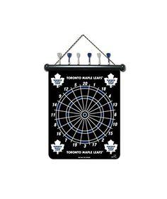 Toronto Marple Leafs NHL Magnetic Dartboard Set Tag Express http://www.amazon.com/dp/B00S8K2IDG/ref=cm_sw_r_pi_dp_08zVub1W3TJYV