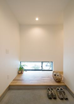 Japanese Home Design, Japanese House, Minimalist Home Decor, Minimalist Living, Unique House Design, Foyer Design, House Entrance, Decoration, Furniture Design