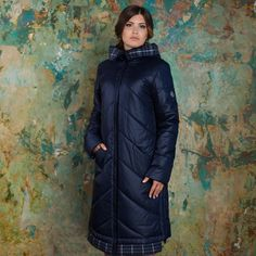 Купить Женское пальто Gia (Джиа) по выгодной цене от производителя в интернет-магазине Urban Style Extreme Weather, Winter Season, Urban Fashion, 21st Century, Universe, Army, Winter Jackets, Study, Coat