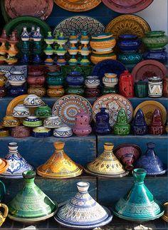 Pottery of Mogador