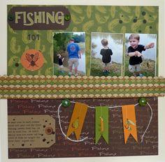 Fishing 101 - Scrapbook.com