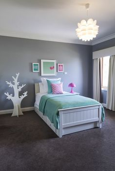Headboard idea | INTERIOR DESIGN | Pinterest | Bedrooms, Room and ...