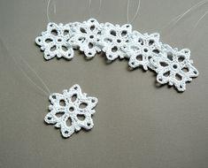 crochet christmas ornament | make handmade, crochet, craft