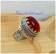 Super Gifts For Men Handmade Hands 61 Ideas Handmade Rings, Handmade Silver, Gold Finger Rings, Diy For Men, Jewelry Art, Jewlery, Men's Jewellery, Filigree Jewelry, Ruby Stone