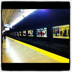 Toronto Subway. Toronto Subway, Cityscapes, Dream Vacations, Ontario, My Dream, Ticket, New York City, Past, To Go