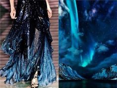 dresses inspired by nature - Google Search
