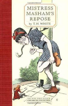 Mistress Masham's Repose by T. H. White, http://www.amazon.com/dp/1590171039/ref=cm_sw_r_pi_dp_U2AOrb0GH2RAQ